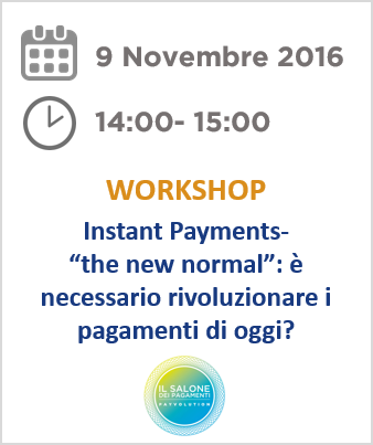 workshop instant payments