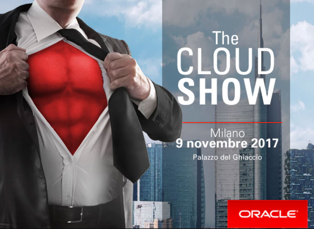 Oracle Cloud Show