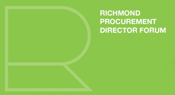 Richmond Procurement Director Forum logo