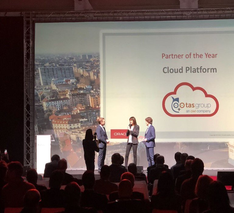 Cloud Platform Partner of the Year