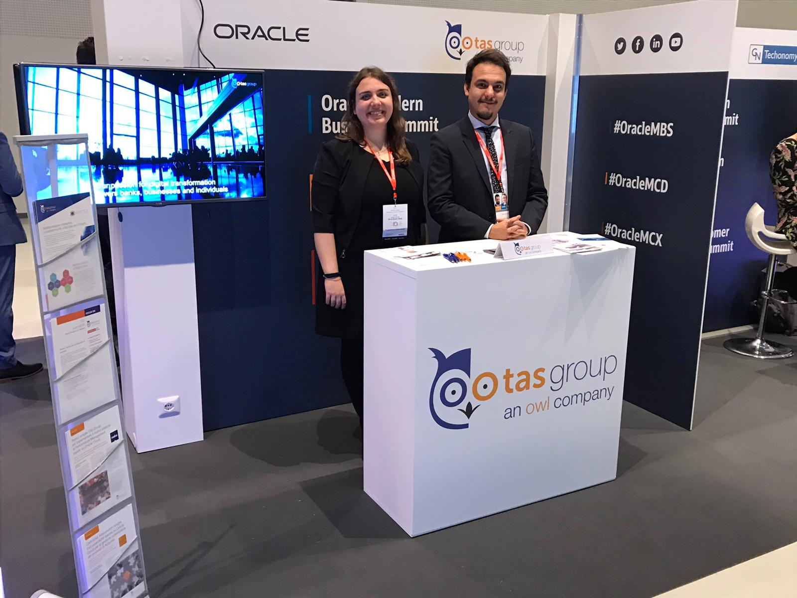TAS Group @ Oracle Modern Cloud Day